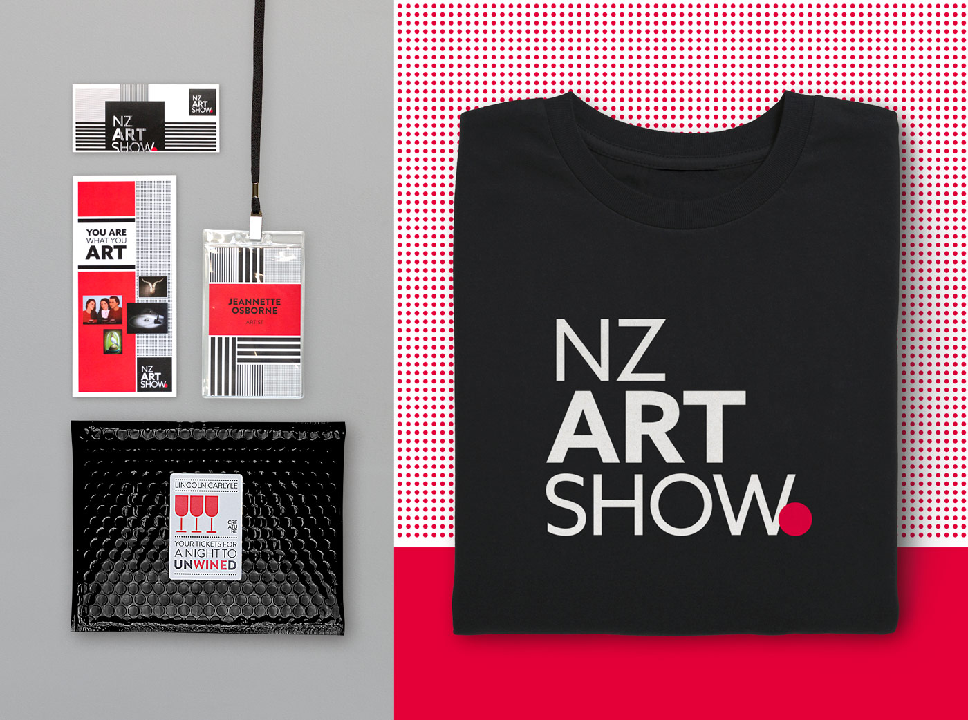 NZA ArtShow Visual Comms 4