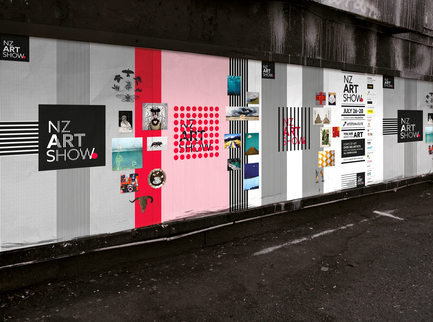 NZA ArtShow Visual Comms 6